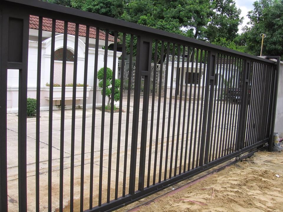 Lắp đặt hàng rào sắt chống trộm quận 6