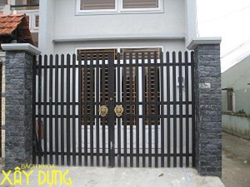 Làm cửa sắt, cầu thang sắt tại quận Bình Tân/ 0936890585