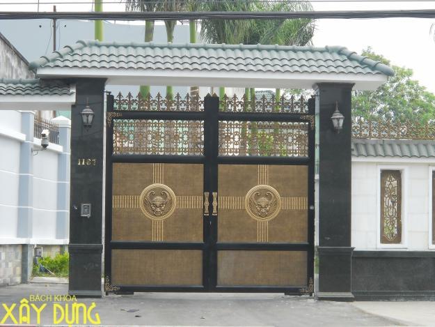 Làm cửa sắt, cầu thang sắt tại quận Tân Phú/ 0936890585