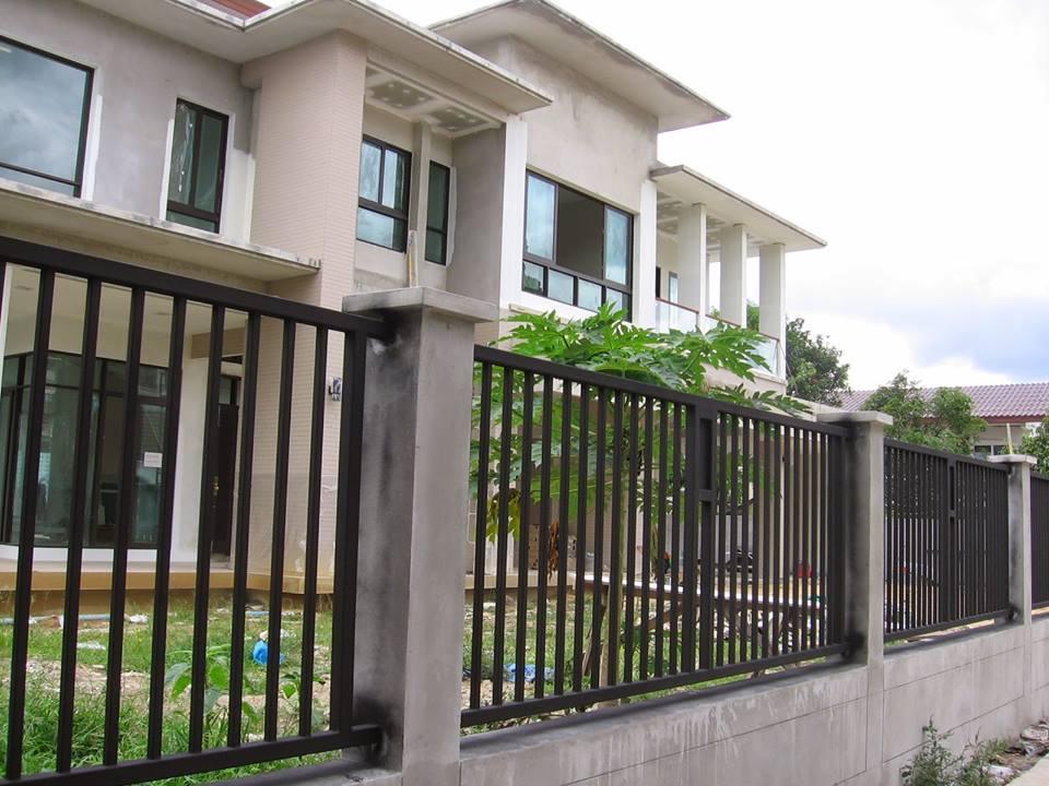 Lắp đặt hàng rào sắt chống trộm quận Tân Phú