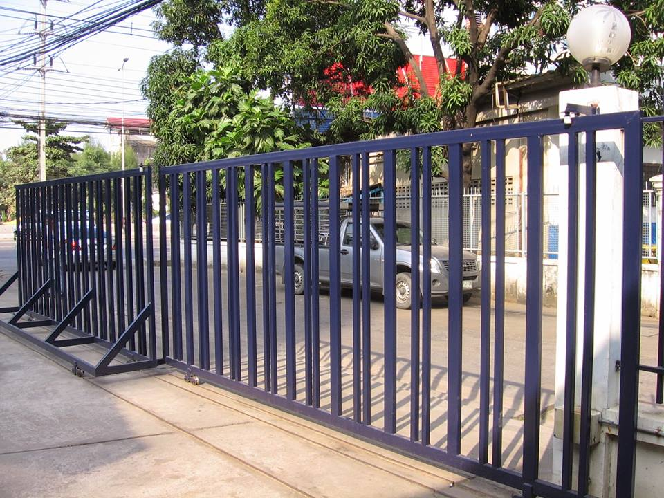 Lắp đặt hàng rào sắt chống trộm quận 4