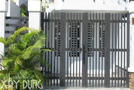 Làm cửa sắt, cầu thang sắt tại quận Phú Nhuận/ 0936890585