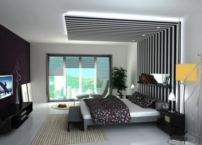 Mẫu thạch cao phòng ngủ thiết kế đẹp